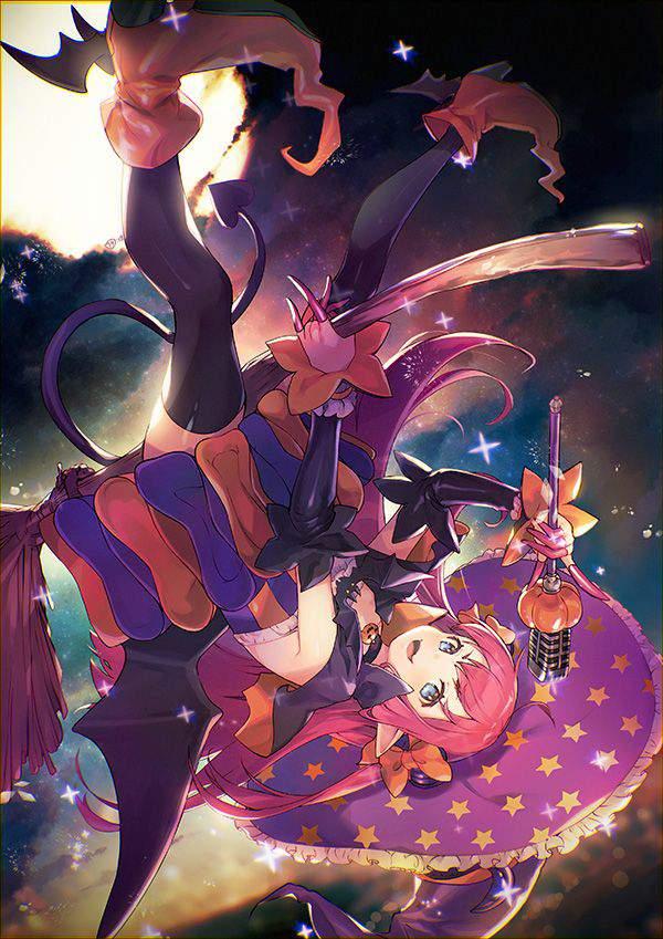 【Fate/GrandOrder】エリザベート・バートリー(ハロウィン)のエロ画像【32】