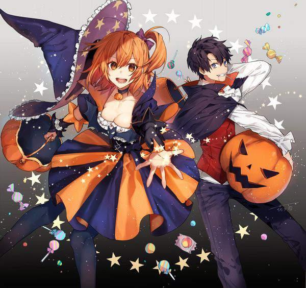 【Fate/GrandOrder】エリザベート・バートリー(ハロウィン)のエロ画像【39】