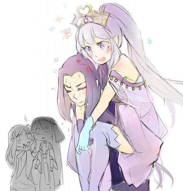 【Fate/GrandOrder】メディア・リリィのエロ画像【5】