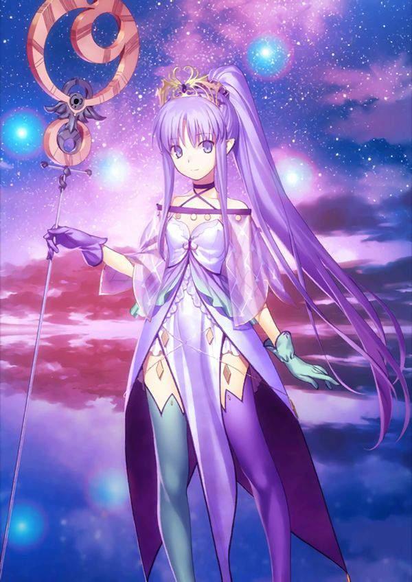 【Fate/GrandOrder】メディア・リリィのエロ画像【9】