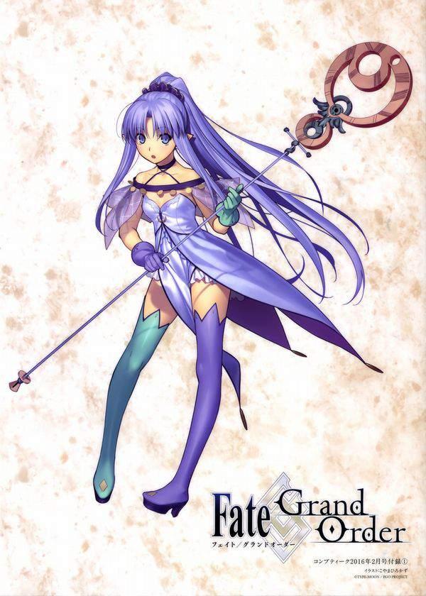 【Fate/GrandOrder】メディア・リリィのエロ画像【15】