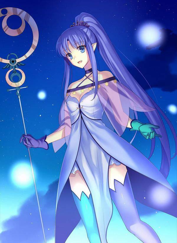 【Fate/GrandOrder】メディア・リリィのエロ画像【16】