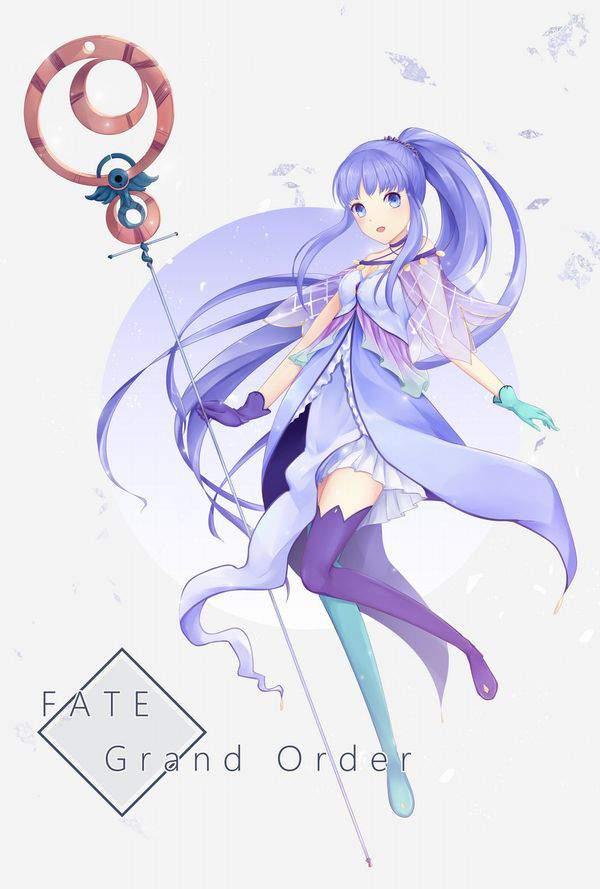 【Fate/GrandOrder】メディア・リリィのエロ画像【32】