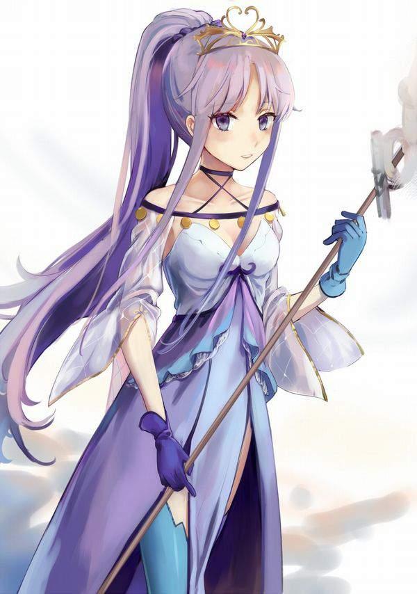 【Fate/GrandOrder】メディア・リリィのエロ画像【33】