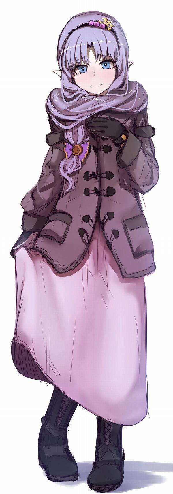 【Fate/GrandOrder】メディア・リリィのエロ画像【42】