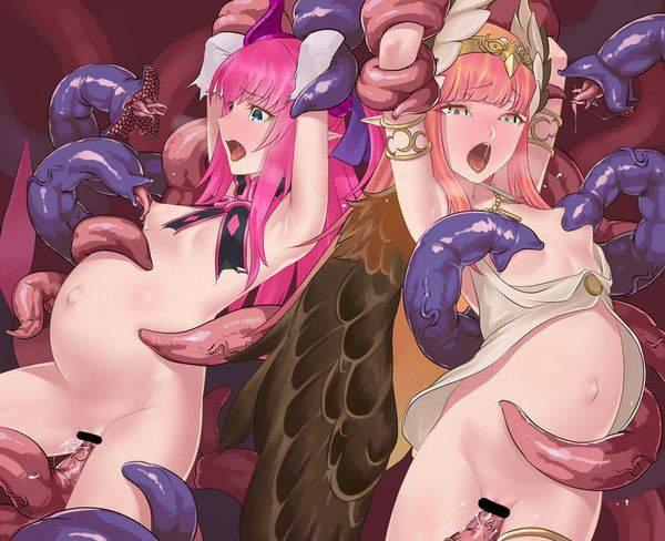 【Fate/GrandOrder】オケアノスのキャスター(キルケー)のエロ画像【4】