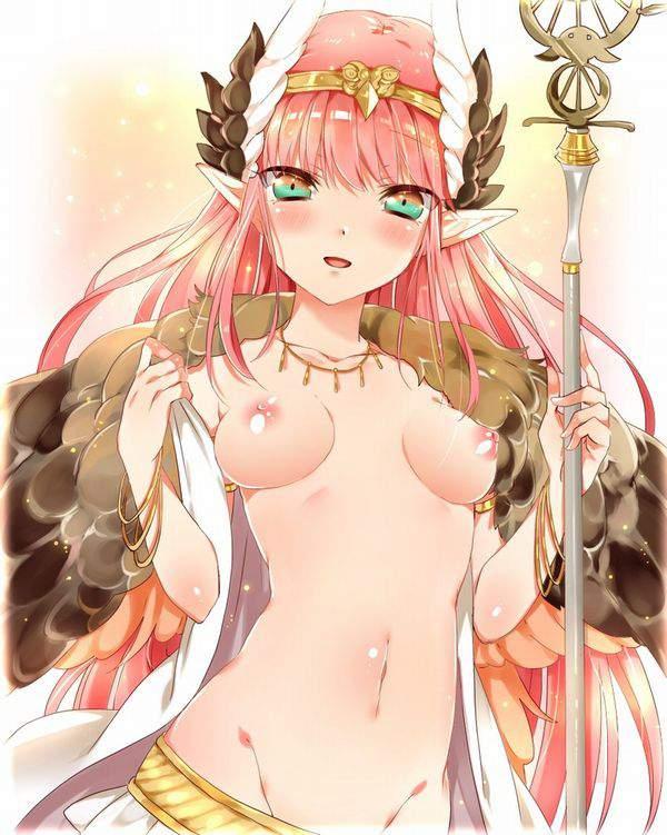 【Fate/GrandOrder】オケアノスのキャスター(キルケー)のエロ画像【5】