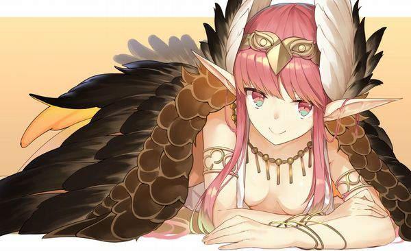 【Fate/GrandOrder】オケアノスのキャスター(キルケー)のエロ画像【11】