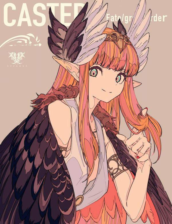 【Fate/GrandOrder】オケアノスのキャスター(キルケー)のエロ画像【21】