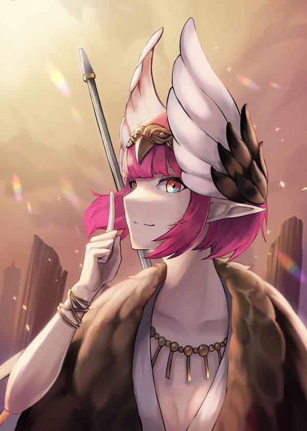【Fate/GrandOrder】オケアノスのキャスター(キルケー)のエロ画像【33】