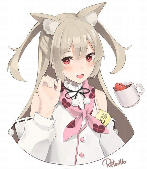 【有閑喫茶あにまーれ】因幡はねる(いなばはねる)のエロ画像【バーチャルYoutuber】【35】