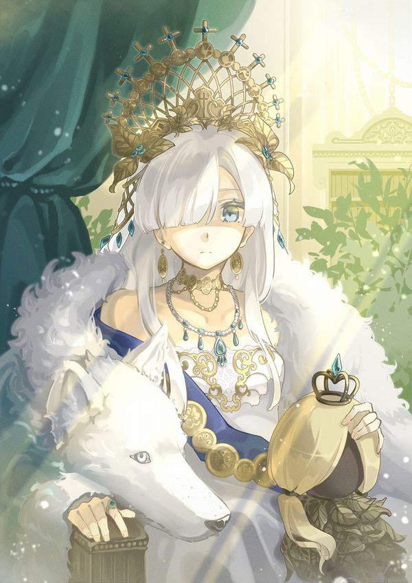 【Fate/GrandOrder】アナスタシア・ニコラエヴナ・ロマノヴァ(Anastasia Nikolaevna Romanova)のエロ画像【40】