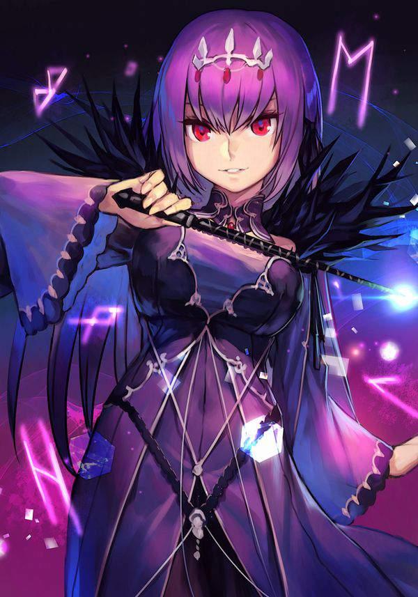 【Fate/GrandOrder】スカサハ=スカディ(Scathach Skadi)のエロ画像【33】