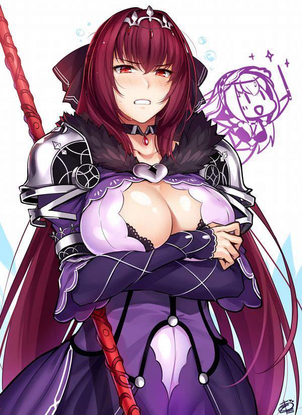 【Fate/GrandOrder】スカサハ=スカディ(Scathach Skadi)のエロ画像【37】