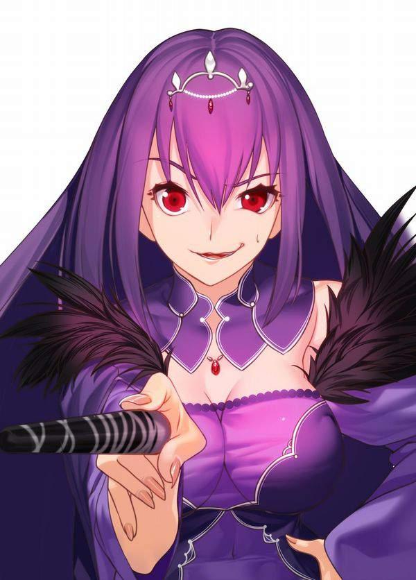 【Fate/GrandOrder】スカサハ=スカディ(Scathach Skadi)のエロ画像【41】