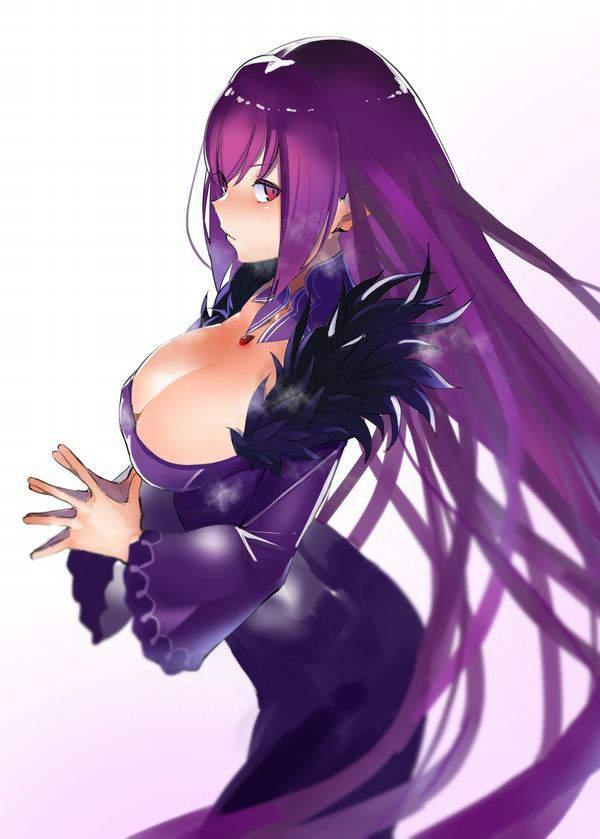 【Fate/GrandOrder】スカサハ=スカディ(Scathach Skadi)のエロ画像【48】