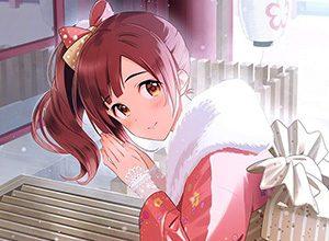 【初詣】晴れ着姿で神社にお参りする女の子達の二次画像