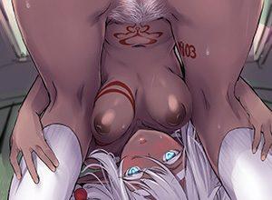【バレット】タトゥーの入った褐色女子達の二次エロ画像【ムテバ】