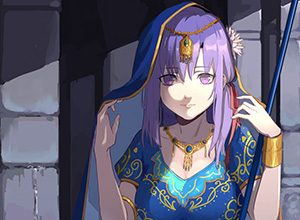 【Fate/GrandOrder】パールヴァティ(Parvati)のエロ画像