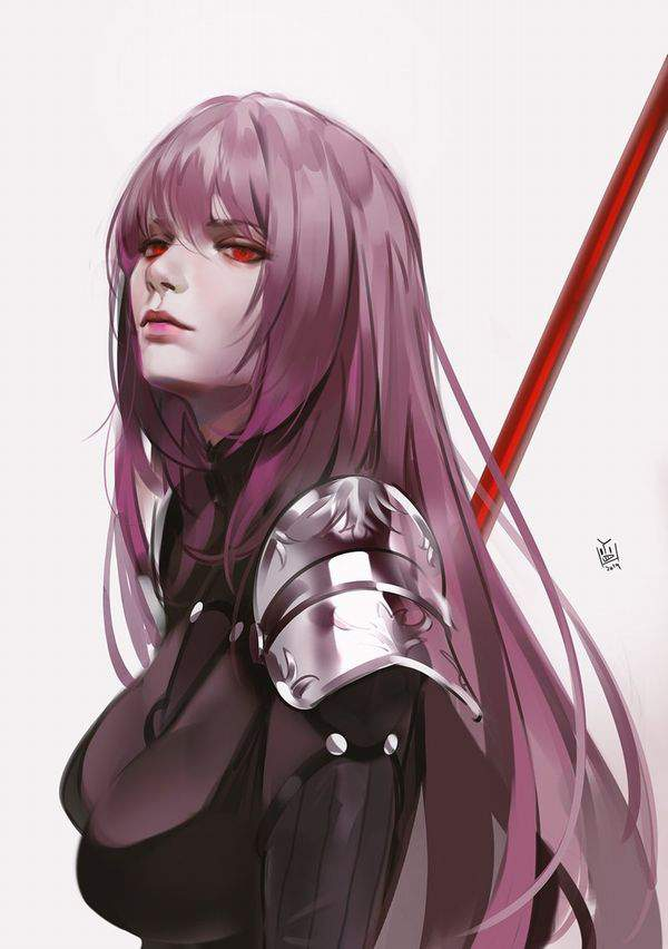 【Fate/GrandOrder】スカサハ(水着)のエロ画像【23】