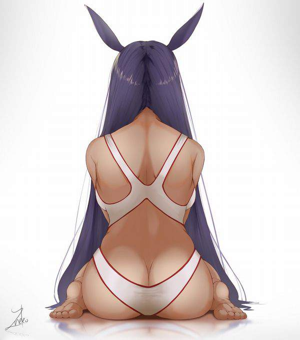 【Fate/GrandOrder】ニトクリス(水着)のエロ画像【20】