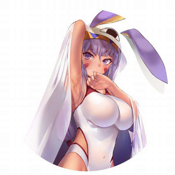 【Fate/GrandOrder】ニトクリス(水着)のエロ画像【28】
