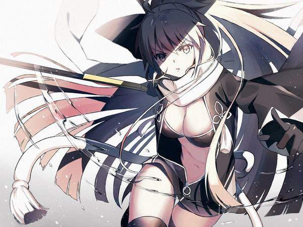 【Fate/GrandOrder】沖田総司(水着)のエロ画像【16】