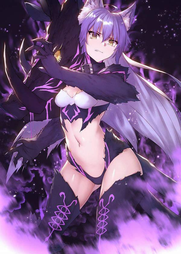 【Fate/GrandOrder】アタランテ・オルタのエロ画像【46】