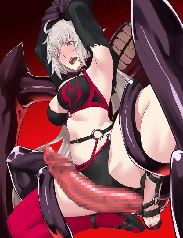 【Fate/GrandOrder】ジャンヌ・オルタ(水着)のエロ画像【22】