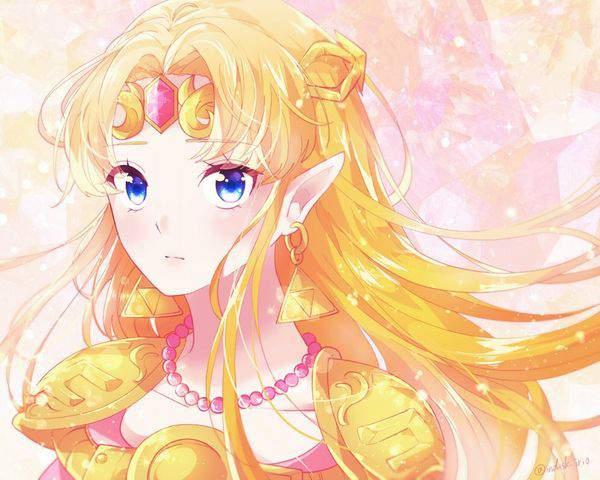 【ゼルダの伝説シリーズ】ゼルダ姫のエロ画像【35】