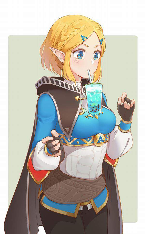【ゼルダの伝説シリーズ】ゼルダ姫のエロ画像【44】
