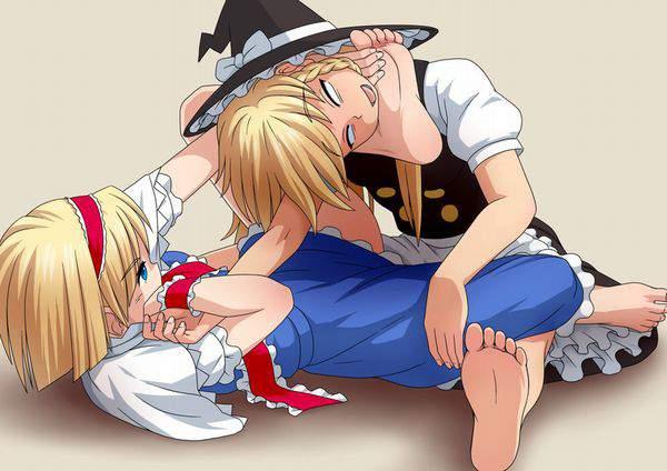 【落ちろ!】首絞められて苦しそうな女子達の二次リョナ画像【・・・落ちたな】【22】