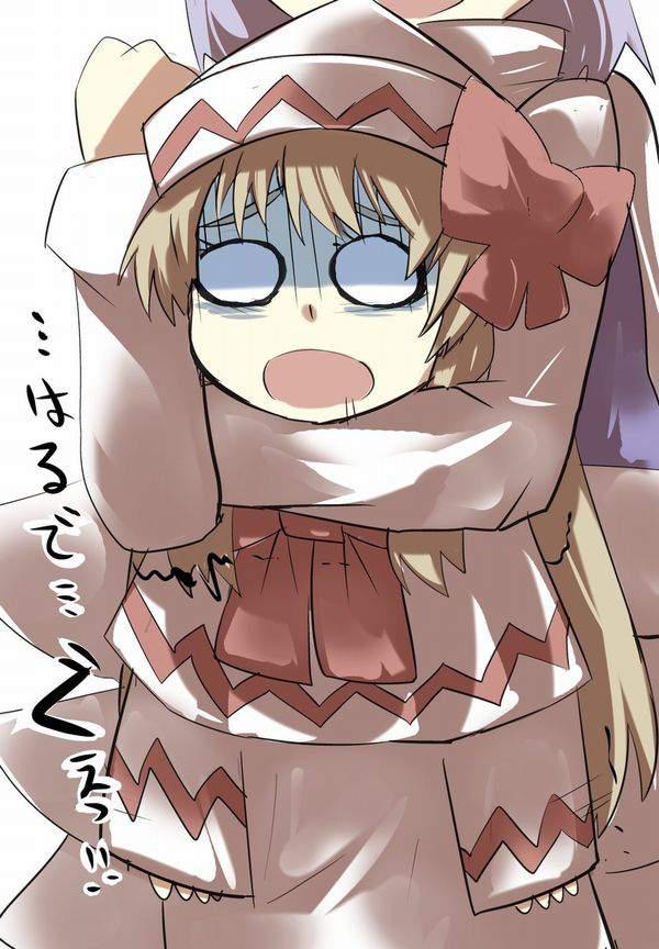 【落ちろ!】首絞められて苦しそうな女子達の二次リョナ画像【・・・落ちたな】【27】
