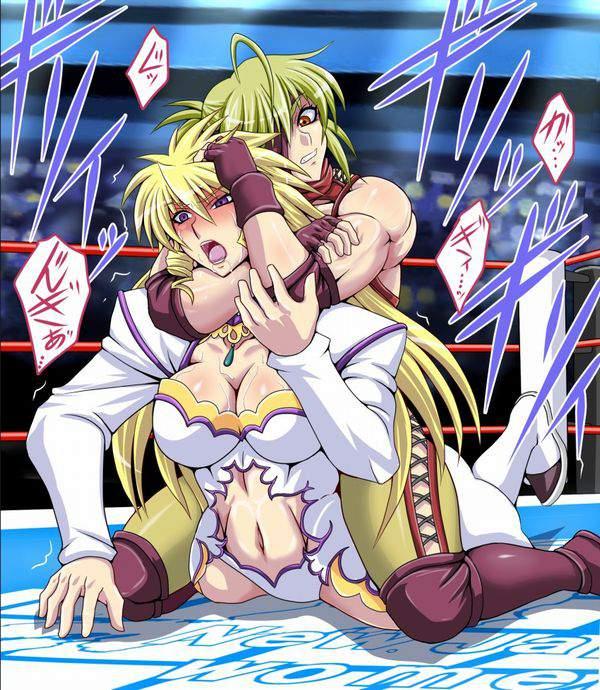 【落ちろ!】首絞められて苦しそうな女子達の二次リョナ画像【・・・落ちたな】【35】