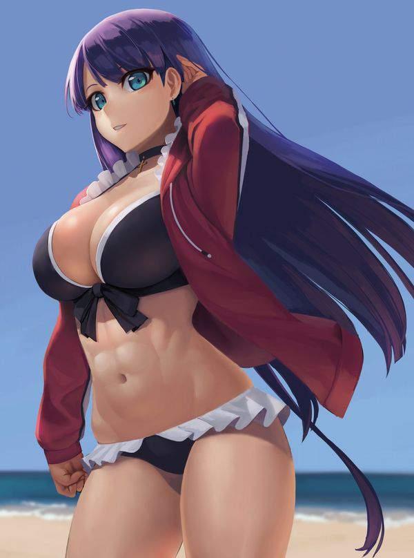 【Fate/GrandOrder】マルタ(水着)のエロ画像【33】