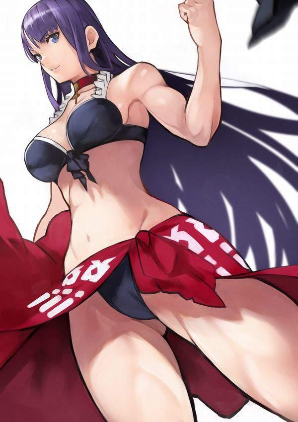 【Fate/GrandOrder】マルタ(水着)のエロ画像【35】