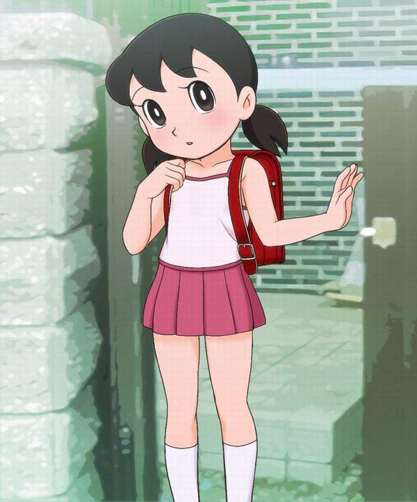【ドラえもん】源静香(みなもとしずか)のエロ画像【18】