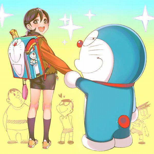 【ドラえもん】源静香(みなもとしずか)のエロ画像【39】