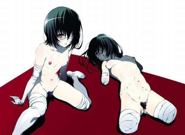 【達磨】性玩具にする為、四肢を切断された悲惨な少女達の二次エロ画像【29】