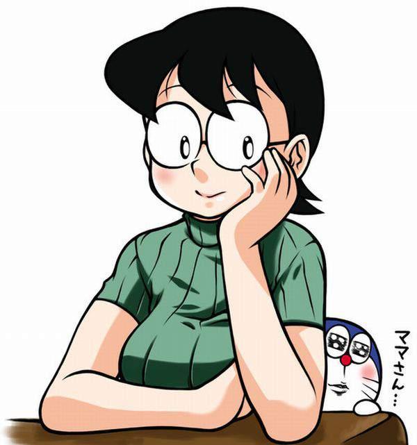 【ドラえもん】野比玉子(のびたまこ)のエロ画像【29】