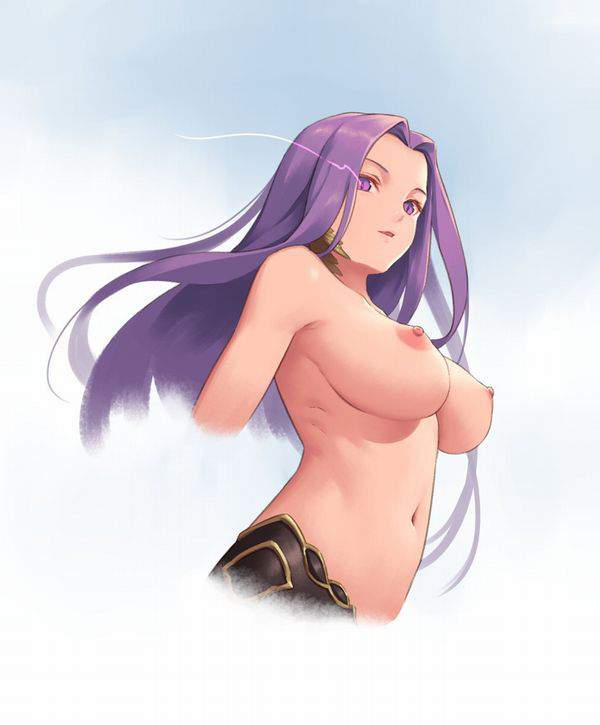 【Fate/GrandOrder】ゴルゴーンのエロ画像【9】