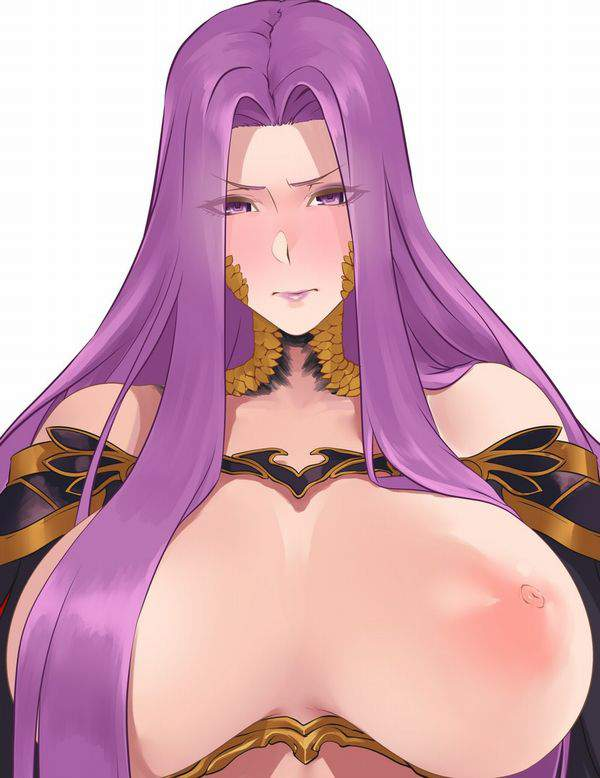【Fate/GrandOrder】ゴルゴーンのエロ画像【10】