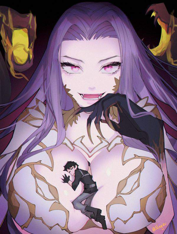 【Fate/GrandOrder】ゴルゴーンのエロ画像【20】