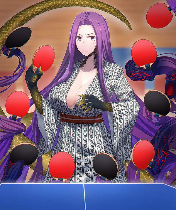 【Fate/GrandOrder】ゴルゴーンのエロ画像【24】