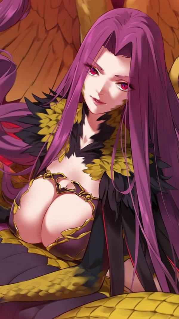 【Fate/GrandOrder】ゴルゴーンのエロ画像【29】
