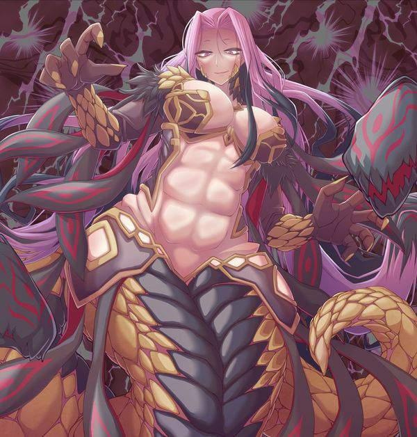 【Fate/GrandOrder】ゴルゴーンのエロ画像【33】