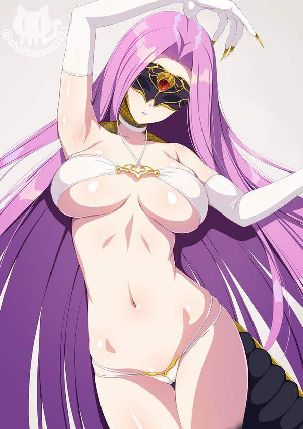 【Fate/GrandOrder】ゴルゴーンのエロ画像【36】
