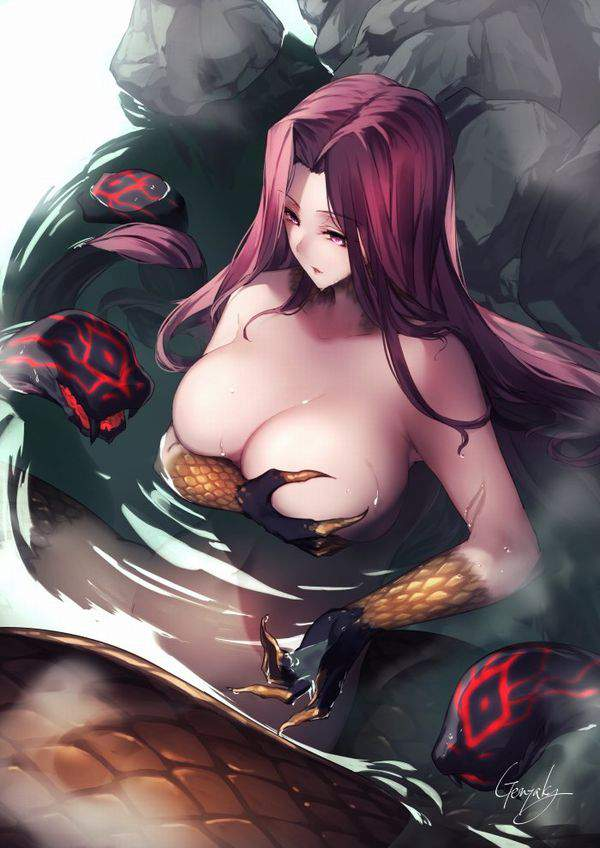 【Fate/GrandOrder】ゴルゴーンのエロ画像【45】