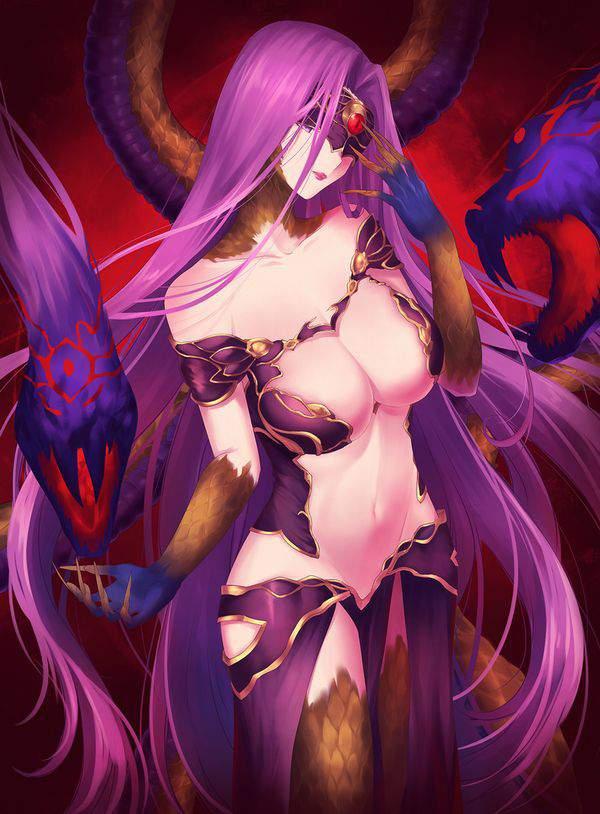 【Fate/GrandOrder】ゴルゴーンのエロ画像【47】