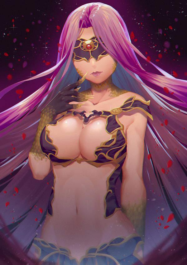 【Fate/GrandOrder】ゴルゴーンのエロ画像【49】